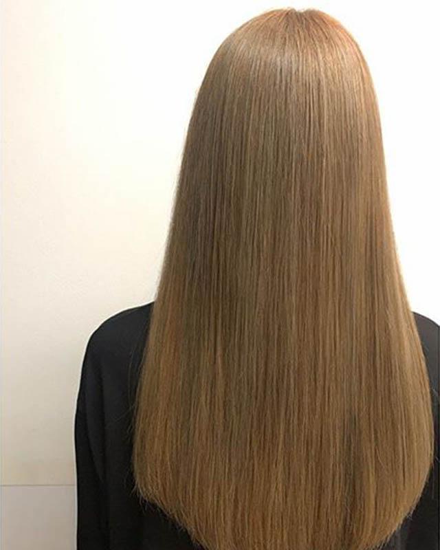 シャンドラ矯正できれいな髪に